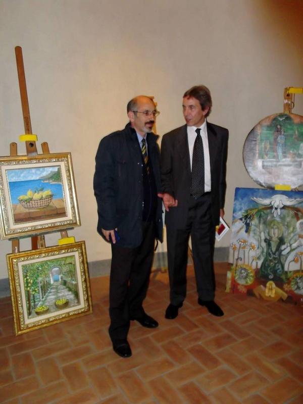 """CRITICO d""""Arte, Gianni NAPPA"""